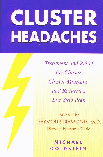 CLUSTER HEADACHE TREATMENT & RELIEF